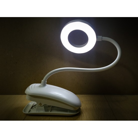 Led lamp, with flexible and...