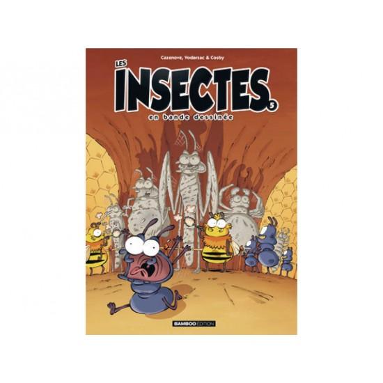 Les insectes en BD, tome 5